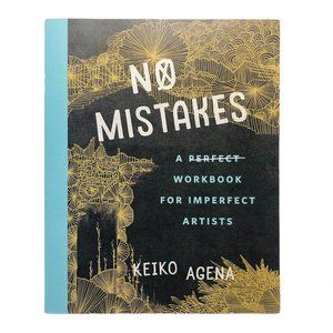 No Mistakes by Keiko Agena Art Book Journal